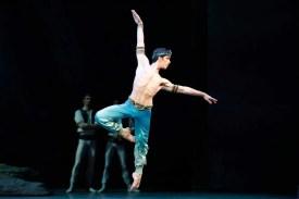Mattia Semperboni In Le Corsaire, Photo By Brescia E Armisano, La Scala