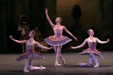 The Sleeping Beauty, English National Ballet, © Dasa Wharton 2018 02