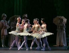 The Sleeping Beauty, English National Ballet, © Dasa Wharton 2018 13