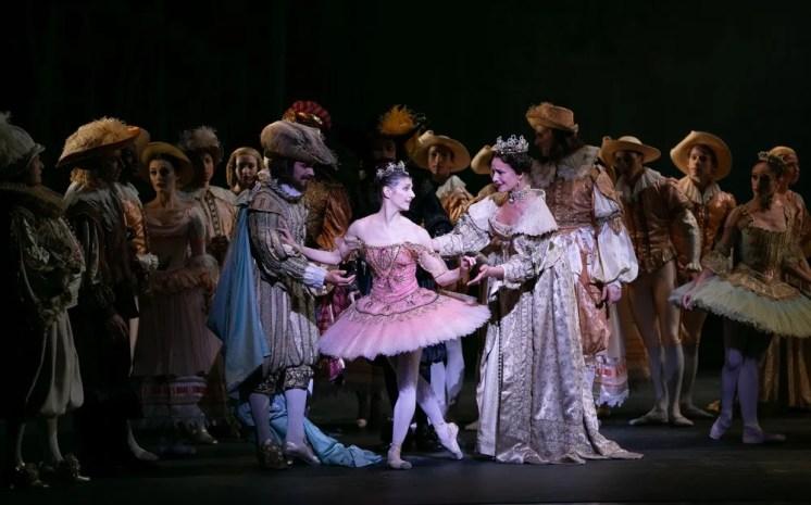 The Sleeping Beauty, English National Ballet, © Dasa Wharton 2018 23