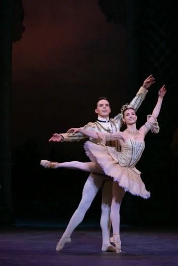 The Sleeping Beauty, English National Ballet, © Dasa Wharton 2018 35
