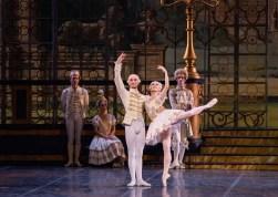 Marianela Nuñez and Vladislav Lantratov in The Sleeping Beauty, Rome Opera Ballet © Yasuko Kageyama (3)