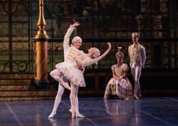 Marianela Nuñez and Vladislav Lantratov in The Sleeping Beauty, Rome Opera Ballet © Yasuko Kageyama (4)