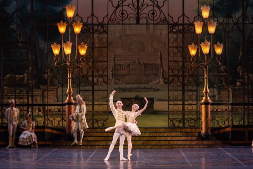 Marianela Nuñez and Vladislav Lantratov in The Sleeping Beauty, Rome Opera Ballet © Yasuko Kageyama (5)