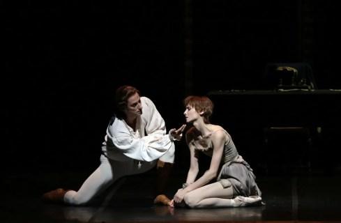 Manon - Svetlana Zakharova and Mick Zeni, photo Brescia e Amisano, Teatro alla Scala, 17 October 2018