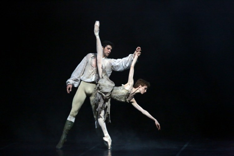 Manon - Svetlana Zakharova e Roberto Bolle, photo Brescia e Amisano, Teatro alla Scala, 17 October 2018-04