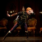 Mayerling - Steven McRae as Prince Rudolf © ROH, 2017, Photographed by Alice Pennefather