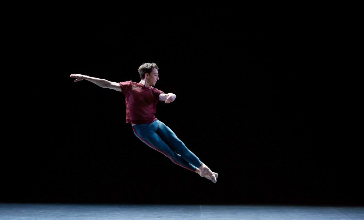 Noam Durand in Playlist (Track 1, 2) by William Forsythe © Laurent Liotardo