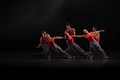 10 In the Upper Room by Twyla Tharp © Dasa Wharton, Birmingham Royal Ballet 2018 07