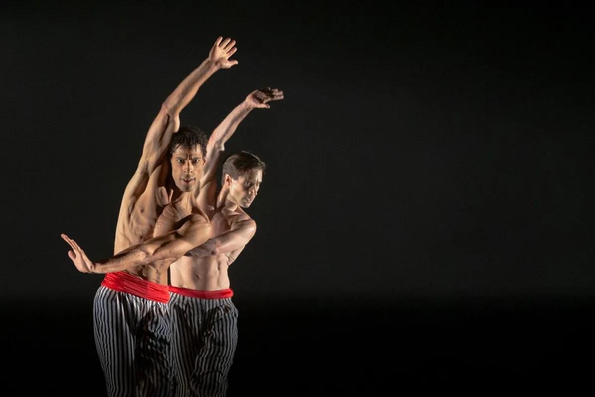 12 In the Upper Room by Twyla Tharp © Dasa Wharton, Birmingham Royal Ballet 2018 08