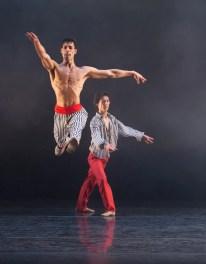 15 In the Upper Room by Twyla Tharp © Dasa Wharton, Birmingham Royal Ballet 2018 10