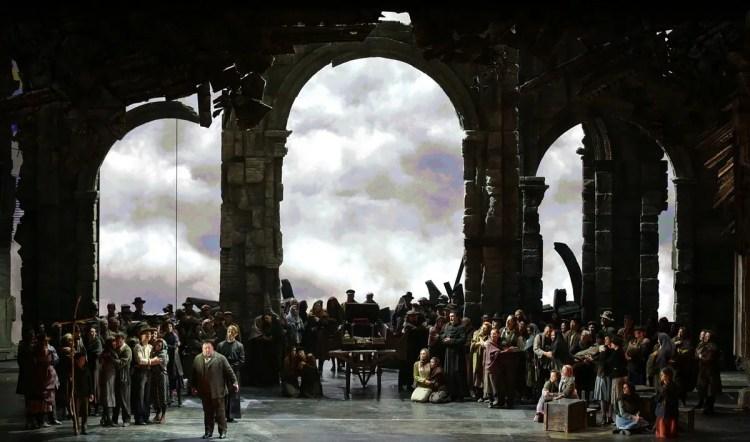 Attila, Teatro alla Scala photo Brescia e Amisano, Teatro alla Scala 2018 05