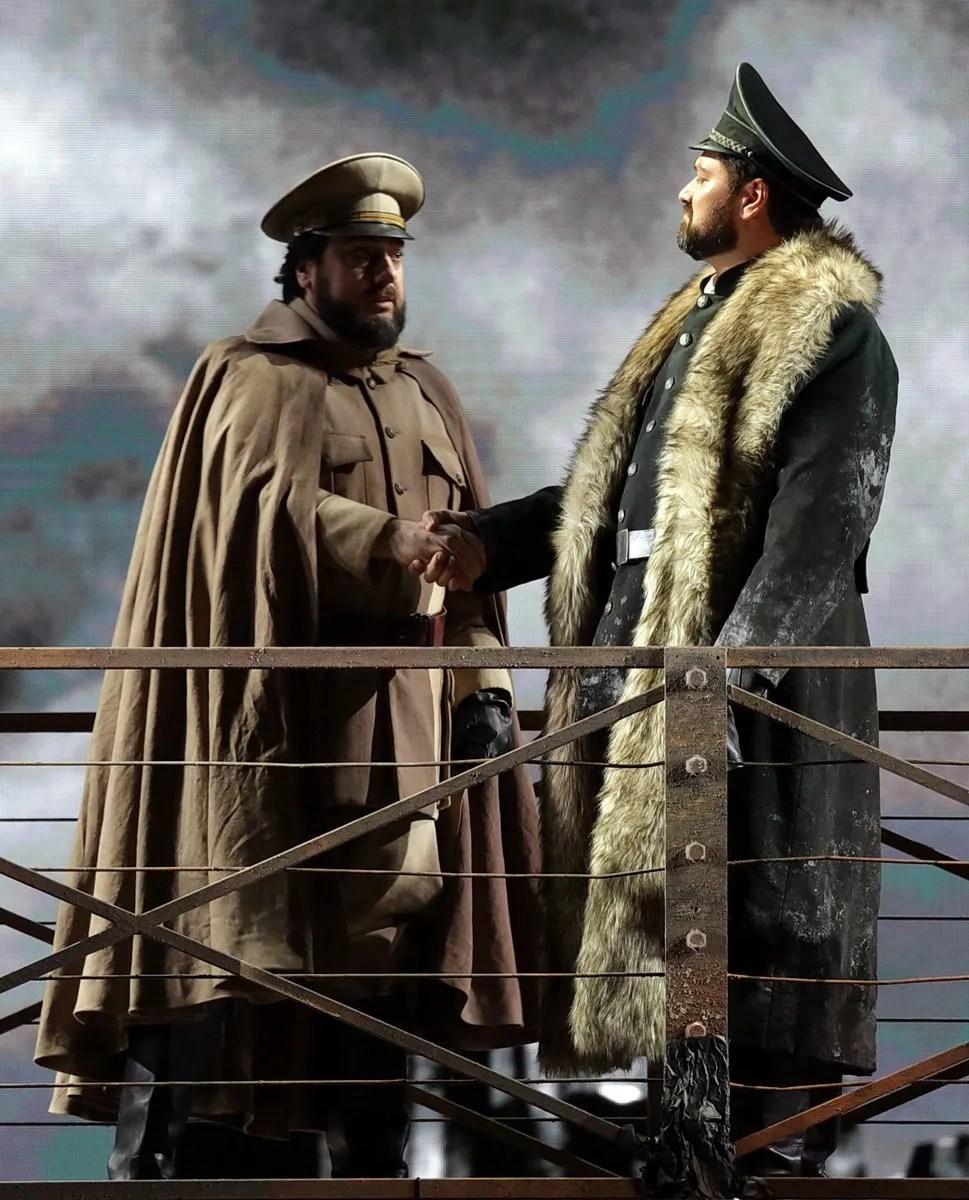 Photo Album: first look at La Scala's new Attila with Ildar Abdrazakov