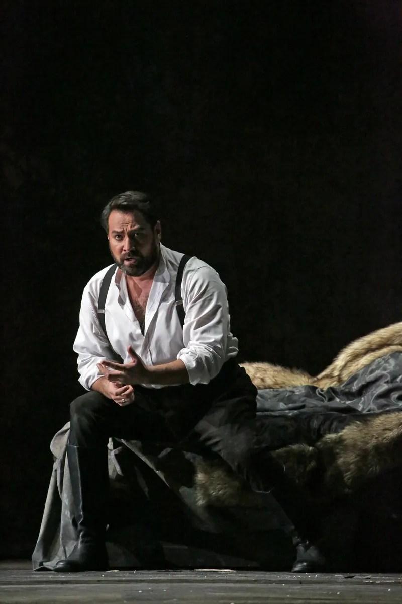 Attila, Teatro alla Scala with Ildar Abdrazakov photo Brescia e Amisano, Teatro alla Scala 2018 10