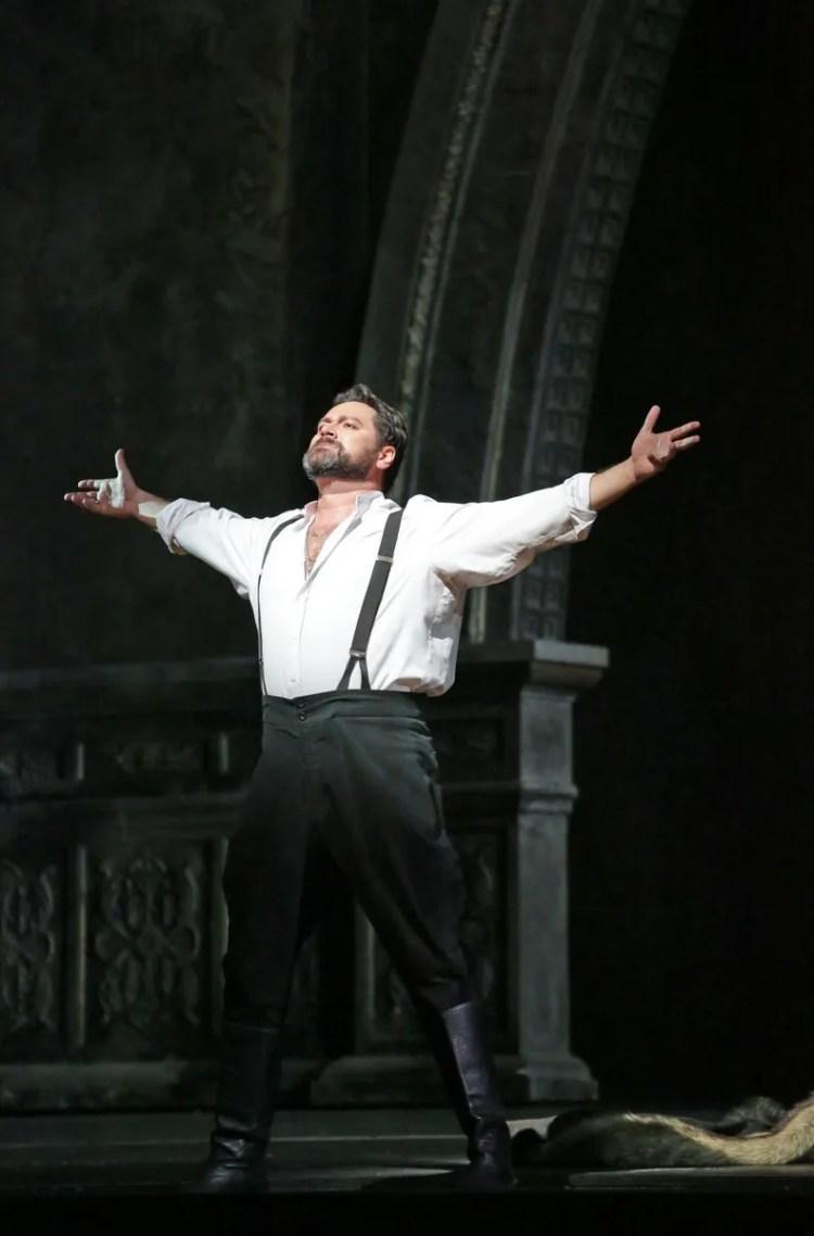 Attila, Teatro alla Scala with Ildar Abdrazakov photo Brescia e Amisano, Teatro alla Scala 2018 11