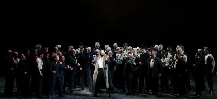 Attila, Teatro alla Scala with Ildar Abdrazakov photo Brescia e Amisano, Teatro alla Scala 2018 12