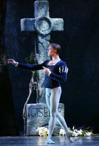 Giselle Timofej Andrijashenko, photo by Brescia e Amisano, Teatro alla Scala