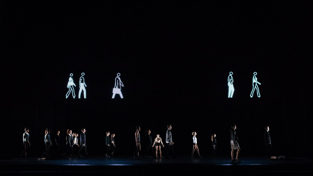 Infra. Artists of The Royal Ballet ©ROH, 2018. Photographed by Helen Maybanks 01
