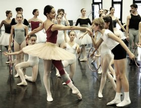 Balanchine's Nutcracker with Nicoletta Manni