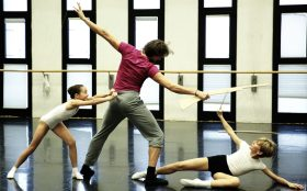 Rehearsals for Balanchine's The Nutcracker® at La Scala 04