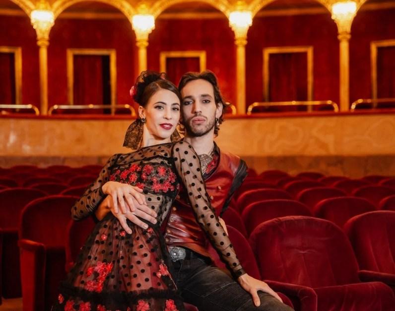 Bianchi (Carmen) Cocino (Garcia) in Carmen by Bubeníček, photo ® Yasuko Kageyama