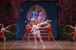 George Balanchine's The Nutcracker®, Nicola Del Freo as Sugar Cane, photo by Brescia e Amisano, Teatro alla Scala 2018 01