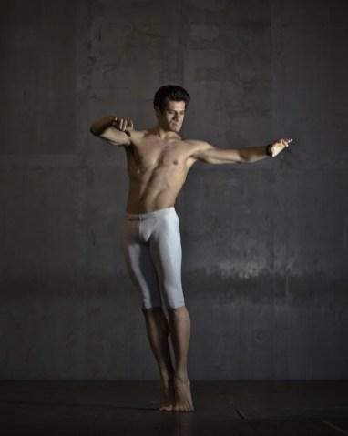 Thiago Soares. Photographed by Andrej Uspenski.