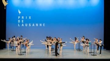 Prix di Lausanne 2019, photo by Gregory Batardon