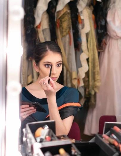 Alys Shee as Vanité in Beauty and the Beast, Birmingham Royal Ballet © Dasa Wharton 01