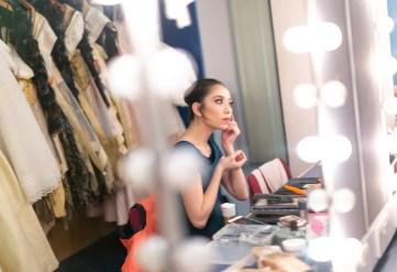 Alys Shee as Vanité in Beauty and the Beast, Birmingham Royal Ballet © Dasa Wharton 06