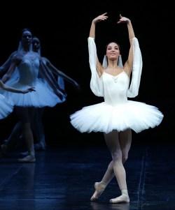Federica Azzonein La Bayadère © Rudy Amisano, Teatro alla Scala 2019