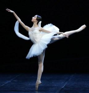 Matilde Colombo in La Bayadère © Rudy Amisano, Teatro alla Scala 2019