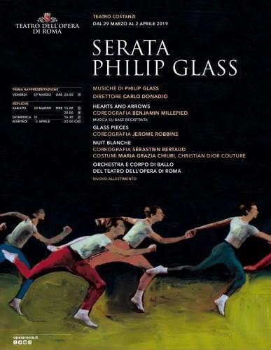 Serata Philip Glass