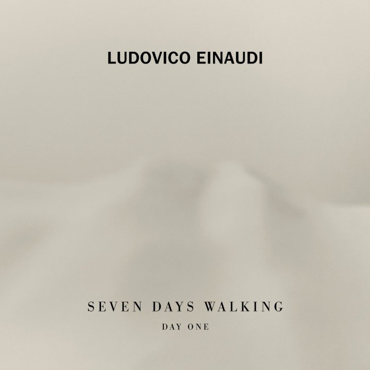 Seven Days Walking album cover