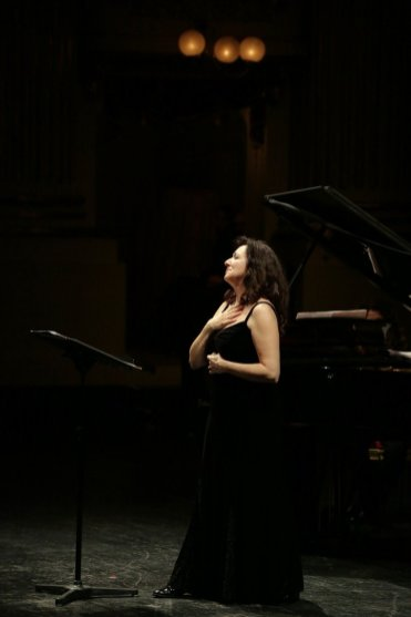 Krassimira Stoyanova in recital at La Scala, photo by Brescia e Amisano, Teatro alla Scala 2019