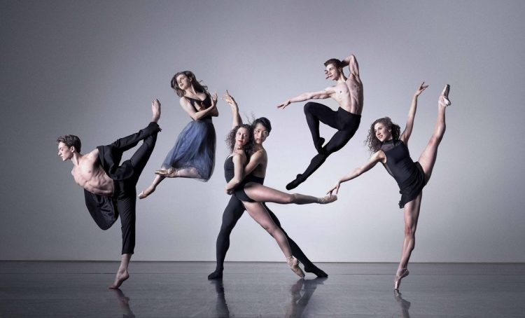 The Emerging Dancer 2019 finalists © Laurent Liotardo, post production by Nik Pate