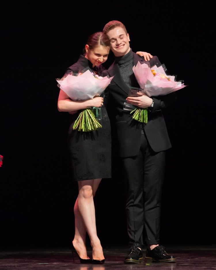 Julia Conway and Rhys Antoni Yeomans © Photography by ASH