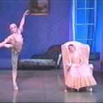 Le Spectre de la rose, Carla Fracci and Roberto Bolle, 1998