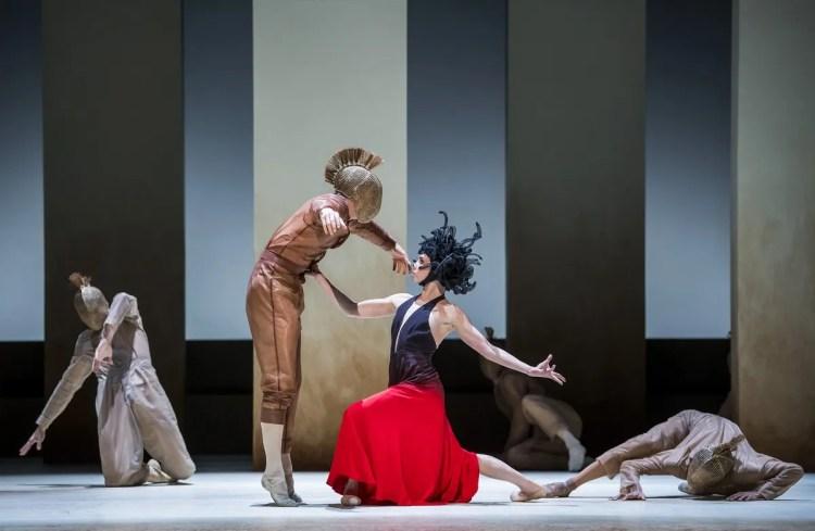 Medusa. Artists of The Royal Ballet. ©ROH, 2019. Ph by Tristram Kenton. (6)