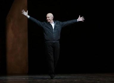 Roland Petit at La Scala, photo Marco Brescia, Teatro alla Scala