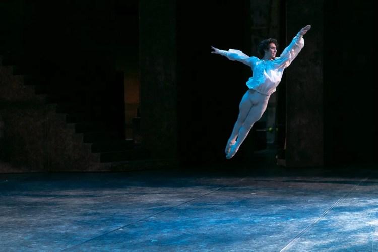 14 Cesar Corrales, Romeo and Juliet © Dasa Wharton