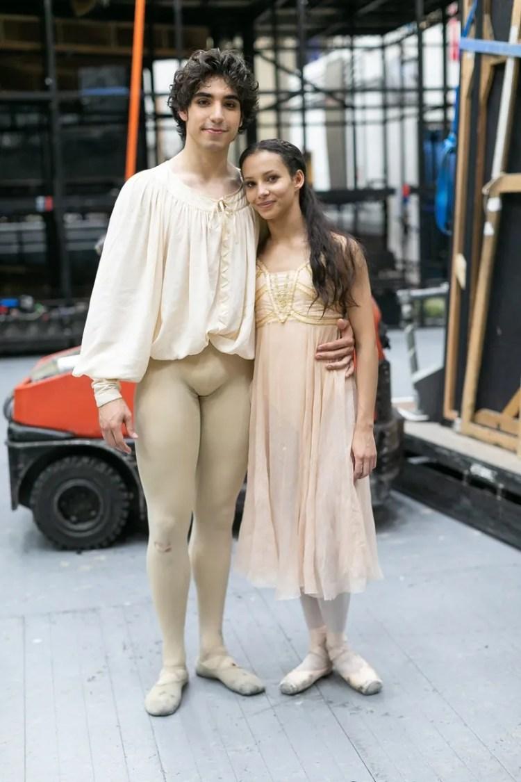27 Francesca Hayward and Cesar Corrales, Romeo and Juliet © Dasa Wharton