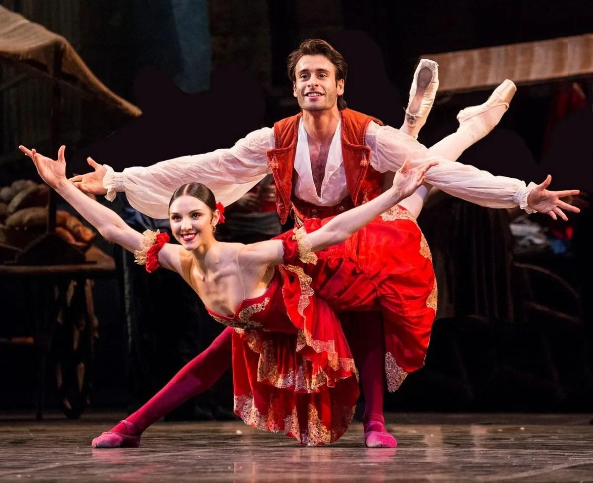 Don Quixote with Martina Arduino and Marco Agostino © Brescia e Amisano Teatro alla Scala 2