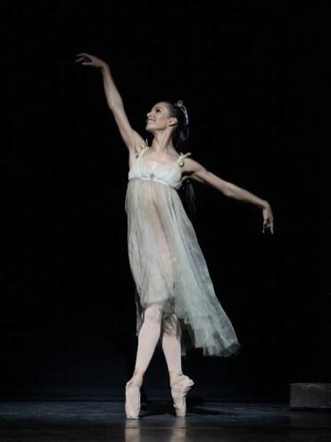 Francesca Hayward in Ondine, photo Andrej Uspenkie ROH