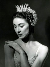 Margot Fonteyn by Roger Wood (3)
