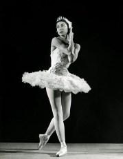 Margot Fonteyn as Odette in the Sadler's Wells Ballet production