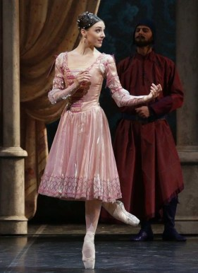 Martina Arduino as Juliet, photo Brescia e Amisano, Teatro alla Scala