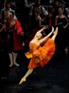 Rachele Buriassi in Don Quixote © Stuttgarter Ballett