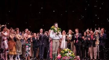 Roberto Bolle FInal ABT Performance, Manon, June 20, 2019 @ Kent G. Becker