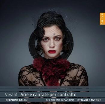 Vivaldi Arie e cantate per contralto, Delphine Galou